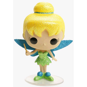 Peter Pan - Tinker Bell Diamond Glitter Exclusive Pop! Vinyl