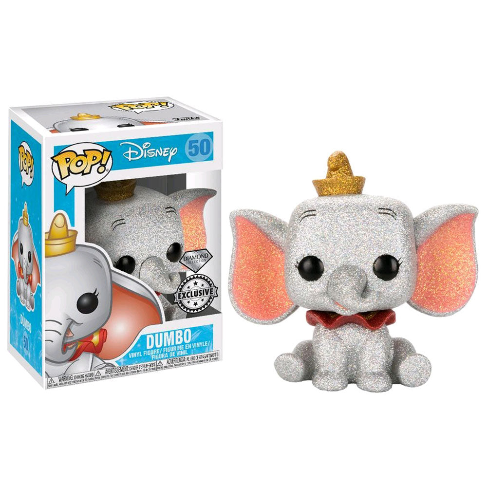 Dumbo - Dumbo Diamond Glitter US Exclusive Pop! Vinyl