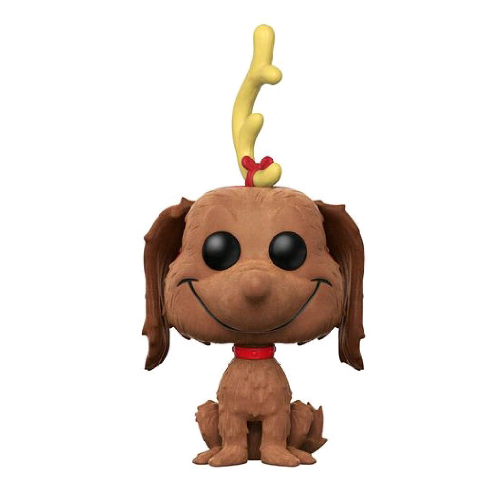 Dr Seuss - Max Flocked Exclusive Pop Vinyl