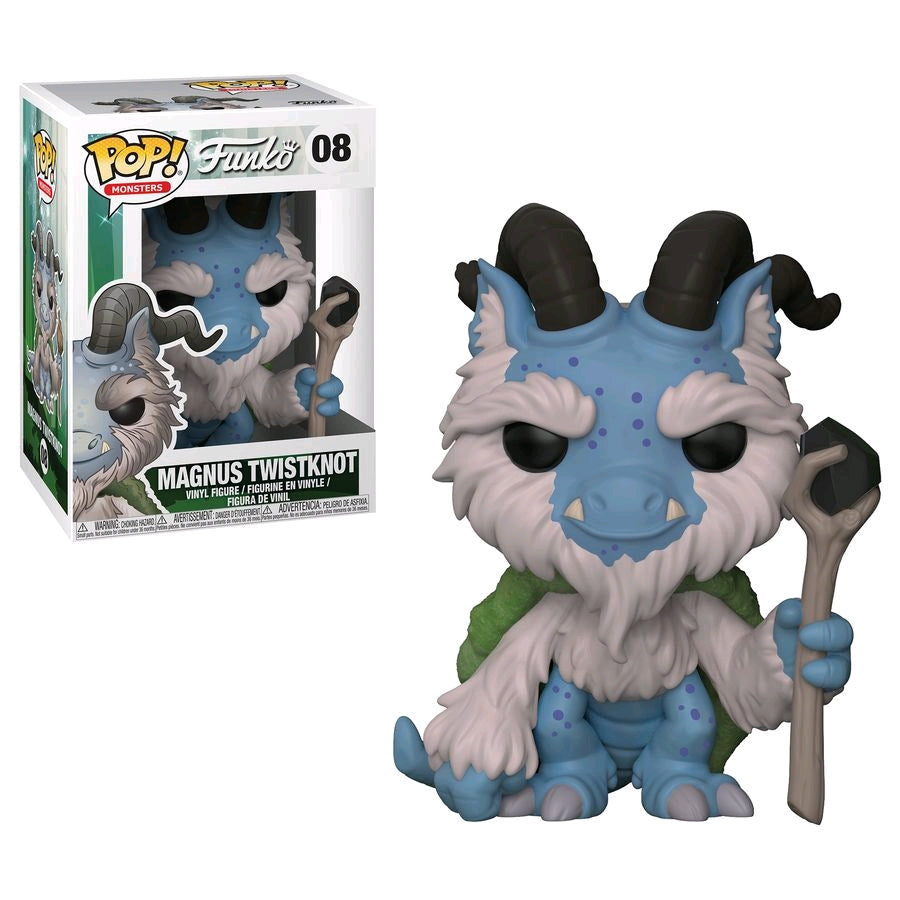 Wetmore Forest - Magnus Twistknot Pop Vinyl