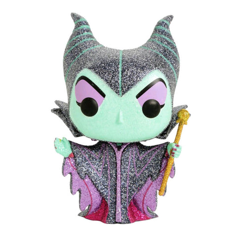 Sleeping Beauty - Maleficent Diamond Glitter US Exclusive Pop! Vinyl