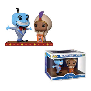 Aladdin - Aladdins First Wish Movie Moments Pop! Vinyl