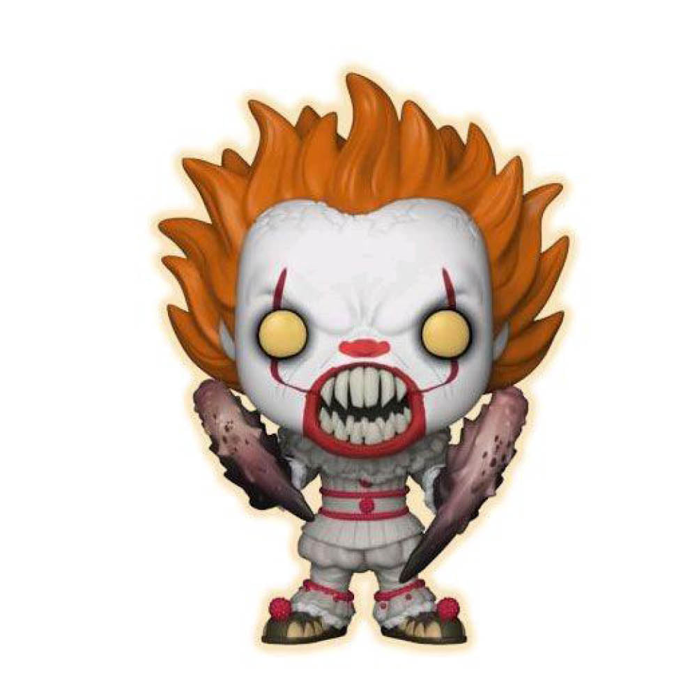 It (2017) - Pennywise Spider Legs Glow US Exclusive Pop! Vinyl