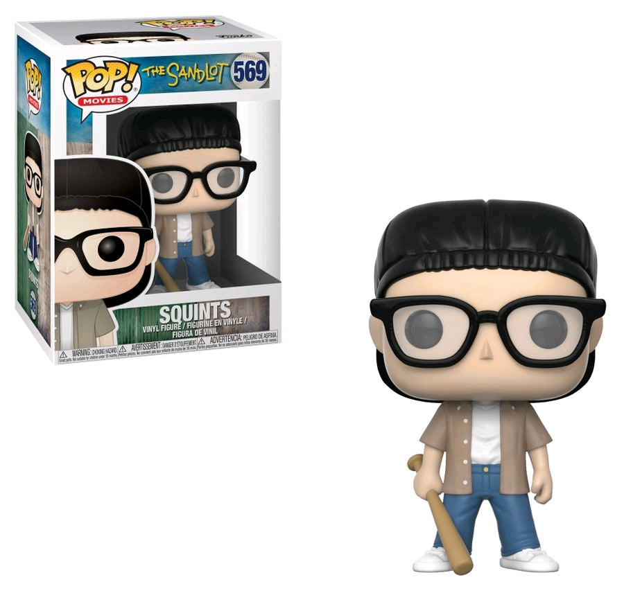 The Sandlot - Squints Pop Vinyl