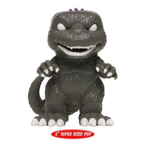 Godzilla Black And White 6 inch US Exclusive 6 Inch Pop Vinyl