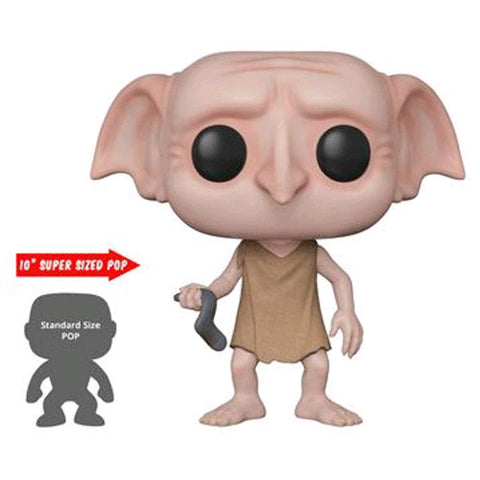 Image of Harry Potter Dobby US Exclusive 10 inch Pop Vinyl