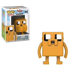 Adventure Time x Minecraft - Jake Pop! Vinyl