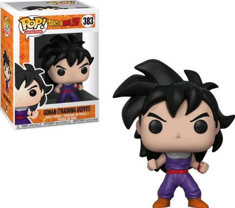 Dragon Ball Z - Gohan (Training Outfit) Pop Vinyl
