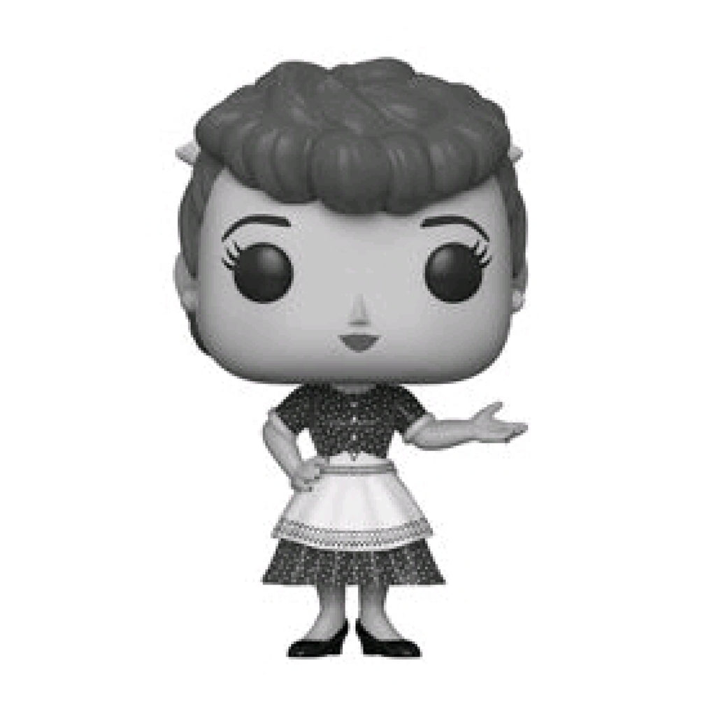 I Love Lucy Black And White US Exclusive Pop Vinyl