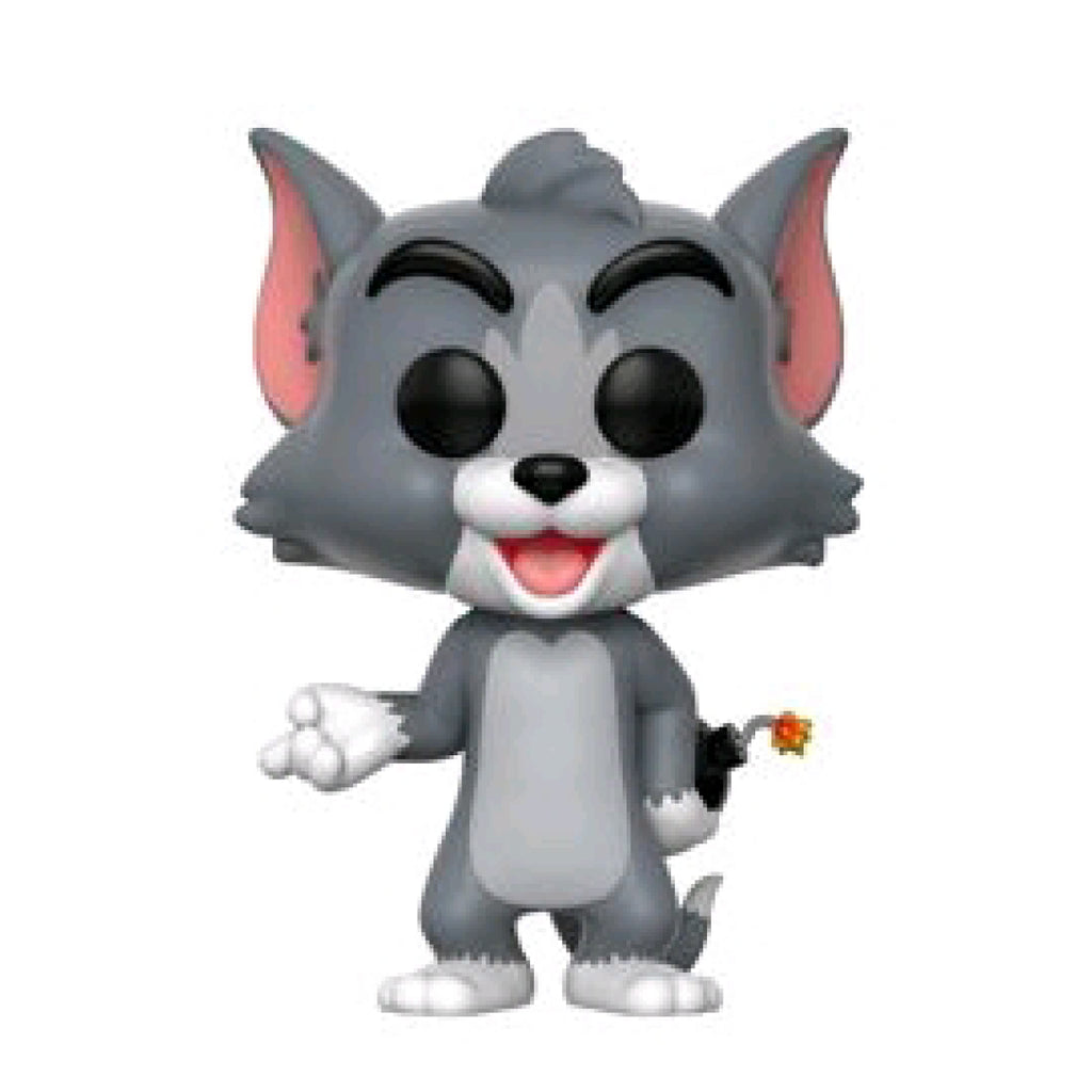 Tom and Jerry - Tom with Explosive US Exclusive Pop Vinyl