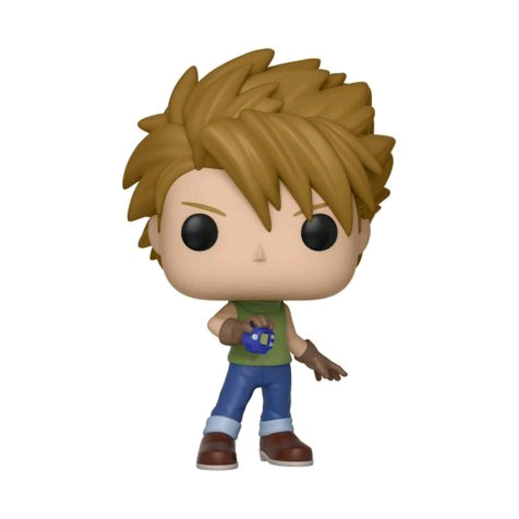 Digimon - Matt Pop Vinyl