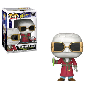 Universal Monsters - Invisible Man Exclusive Pop Vinyl