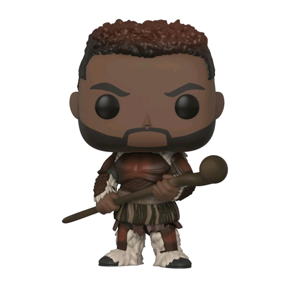 Black Panther - MBaku Pop Vinyl