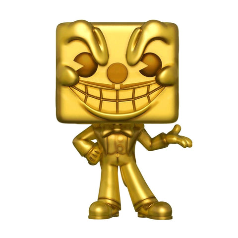 Cuphead - King Dice Gold US Exclusive Pop Vinyl