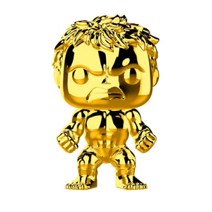 Marvel Studios 10th Anniversary - Hulk Gold Chrome Pop Vinyl
