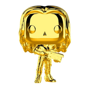 Marvel Studios 10th Anniversary - Gamora Gold Chrome Pop Vinyl