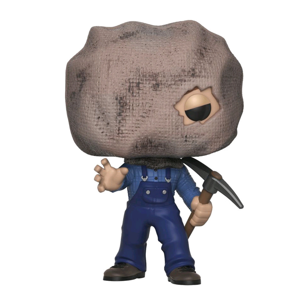 Friday the 13th - Jason with Bag Mask US Exclusive Pop Vinyl
