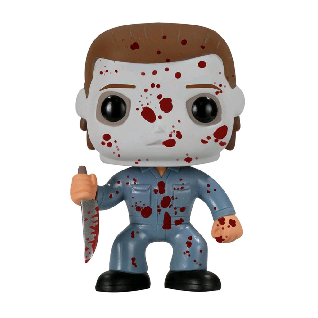 Halloween - Michael Myers Blood-splattered US Exclusive Pop Vinyl