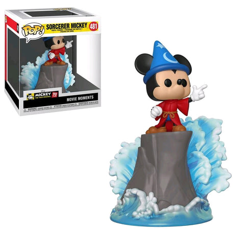 Fantasia - Sorcerer Mickey Movie Moments US Exclusive Pop! Vinyl