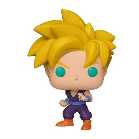 Dragon Ball Z - Super Saiyan Gohan (Youth) US Exclusive Pop! Vinyl