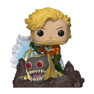 Aquaman - Aquaman (Jim Lee) Comic Moments Pop! Vinyl