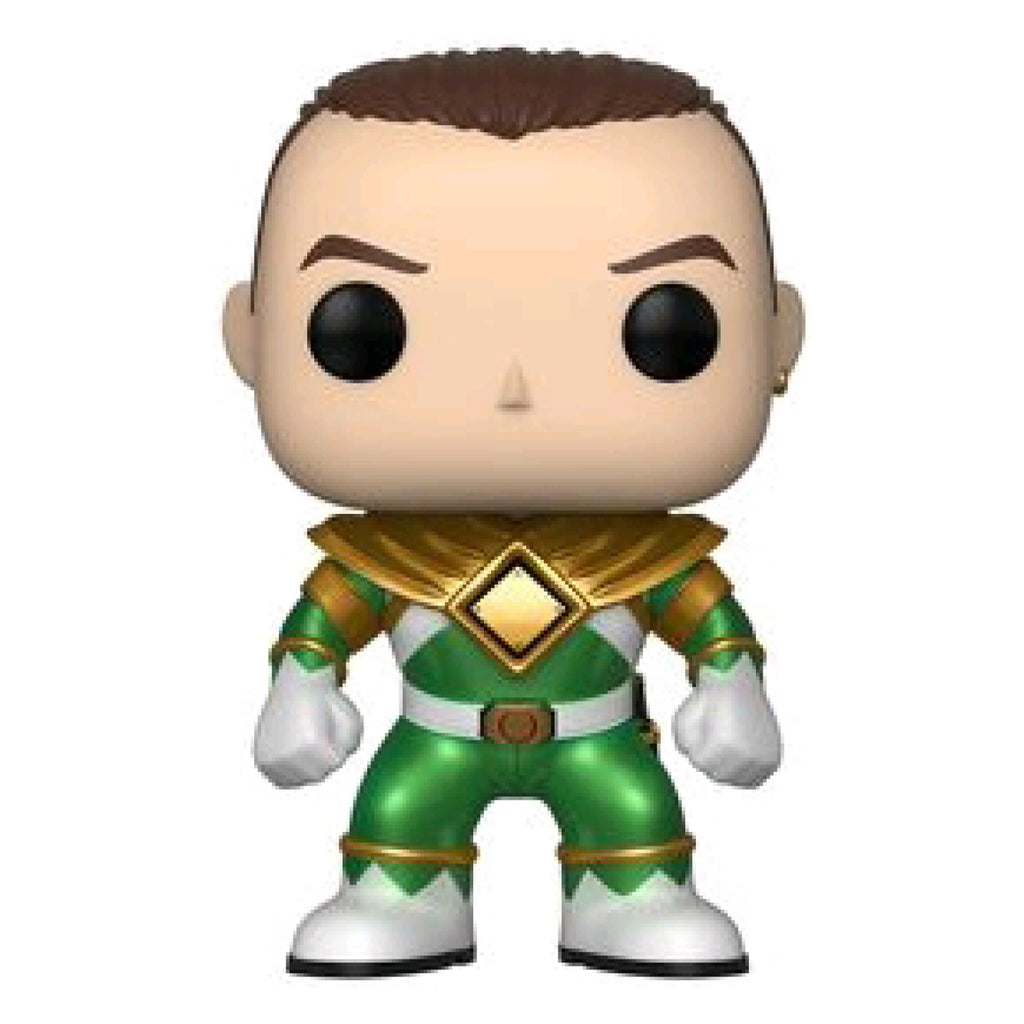 Power Rangers - Tommy Metallic Pop Vinyl
