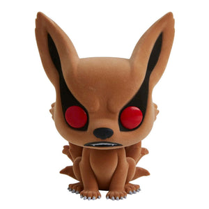 Naruto Shippuden - Kurama Flocked 6 Inch US Exclusive Pop! Vinyl