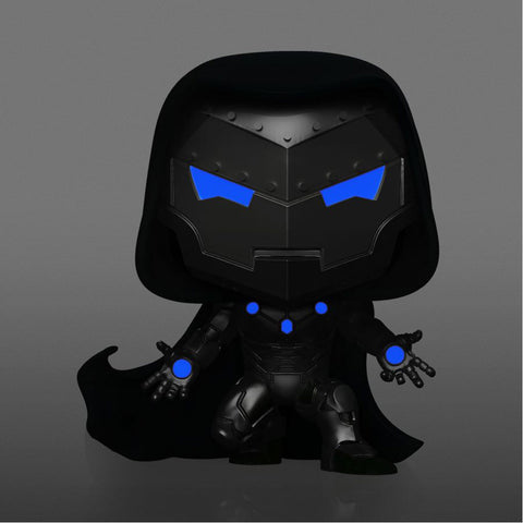 Image of Iron Man - Infamous Iron Man Glow US Exclusive Pop! Vinyl