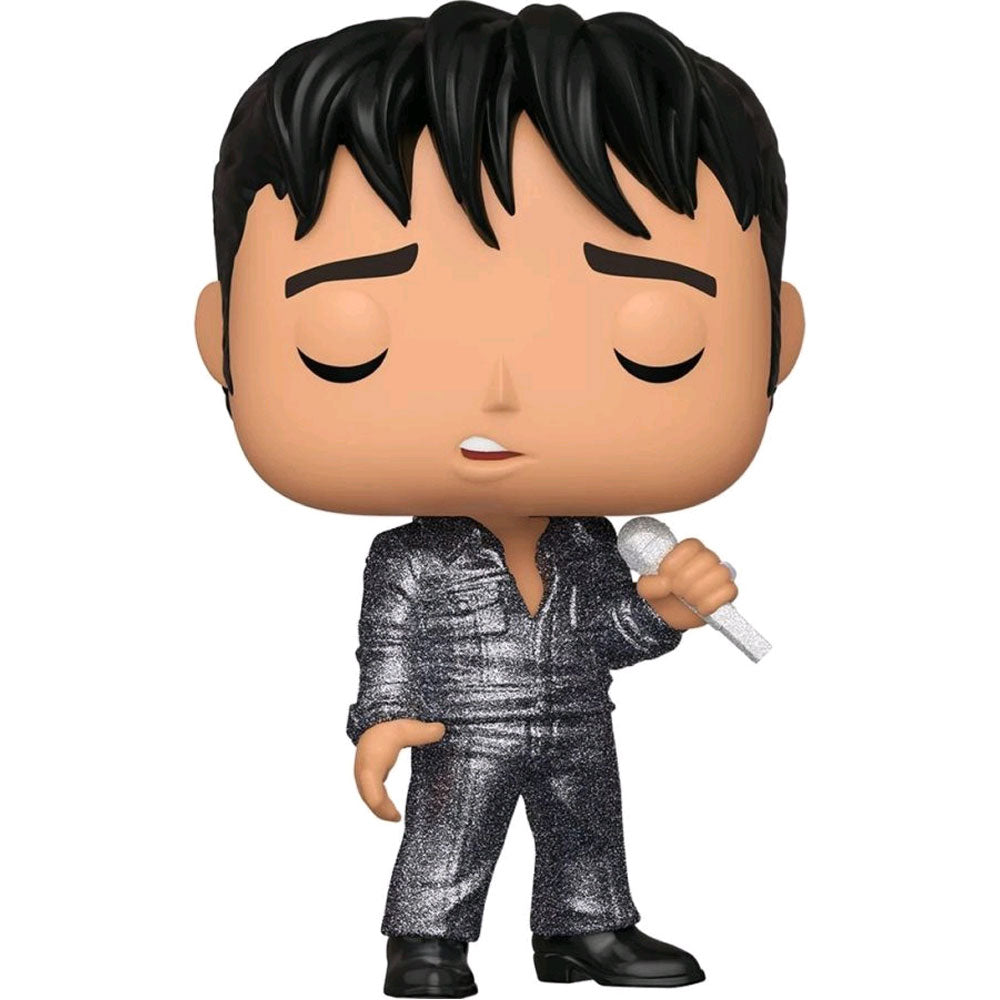 Elvis - 68 Comeback Special Diamond Glitter US Exclusive Pop! Vinyl
