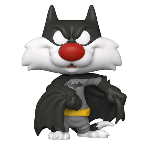 Looney Tunes - Sylvester as Batman US Exclusive Pop! Vinyl