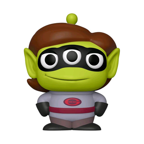 Pixar - Alien Remix Elastigirl Silver Suit US Exclusive Pop! Vinyl