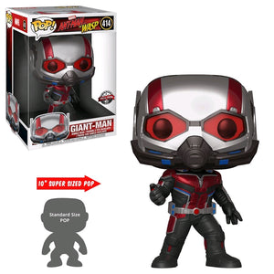 "Ant-Man and the Wasp - Giant Man 10"" US Exclusive Pop! Vinyl"
