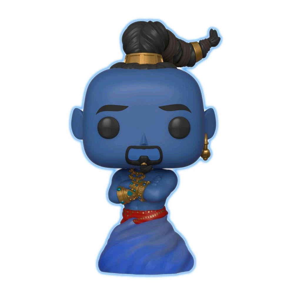 Aladdin (2019) - Genie Glow US Exclusive Pop! Vinyl