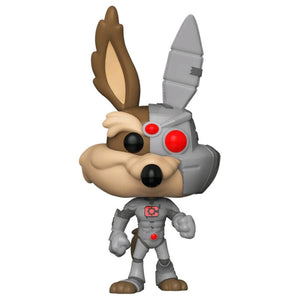 Looney Tunes - Cyote as Cyborg US Exclusive Pop! Vinyl