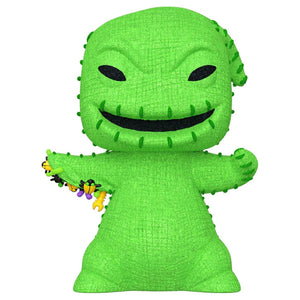 The Nightmare Before Christmas - Oogie Boogie Green Diamond Glitter US Exclusive Pop! Vinyl [RS]