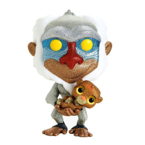 Lion King - Rafiki Diamond Glitter US Exclusive Pop! Vinyl