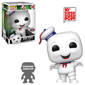 "Ghostbusters - Stay Puft 10"" US Exclusive Pop! Vinyl"