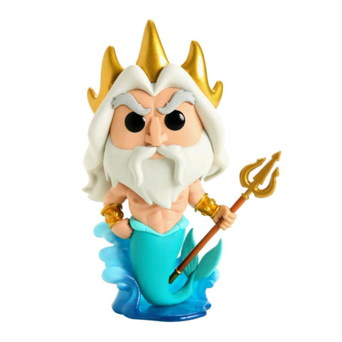 "The Little Mermaid - King Triton US Exclusive 6"" Pop! Vinyl"