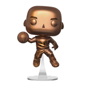 NBA - Michael Jordan Bronzed US Exclusive Pop! Vinyl