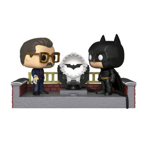 Batman - Batman Light Up Bat-Signal 80th Anniversary Movie Moments Pop! Vinyl