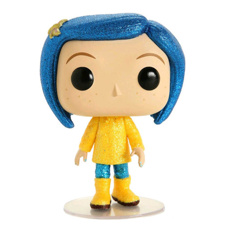 Coraline - Coraline Diamond Glitter US Exclusive Pop! Vinyl