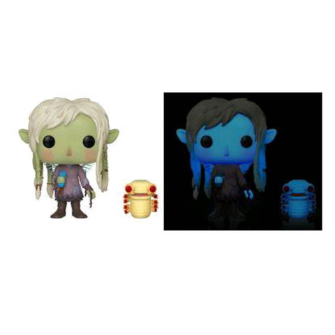 Dark Crystal: Age of Resistance - Deet Glow US Exclusive Pop! Vinyl