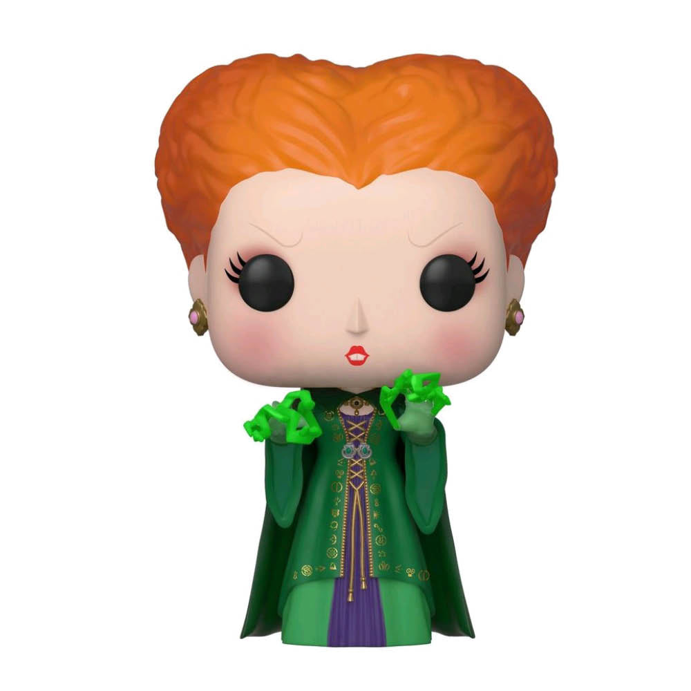 Hocus Pocus - Winifred Sanderson with Magic Pop! Vinyl