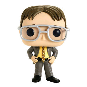 The Office - Jim as Dwight Pop! Vinyl
