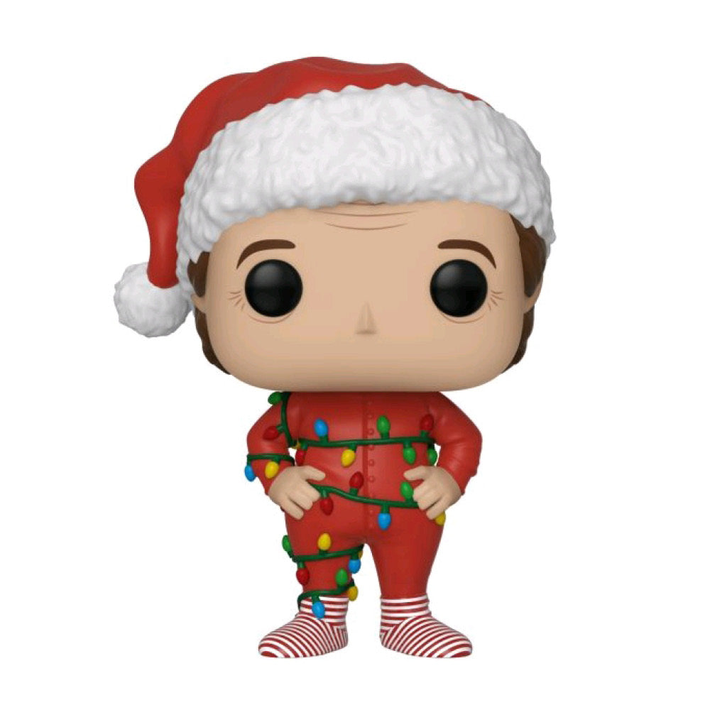 The Santa Clause - Santa with Lights Pop! Vinyl