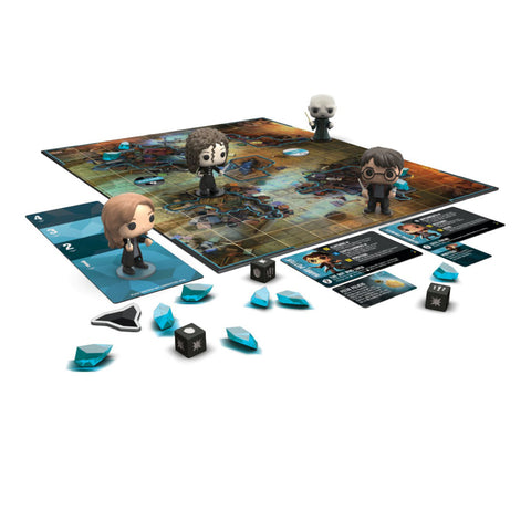 Image of Funkoverse - Harry Potter 4-pack Strategy Board Game