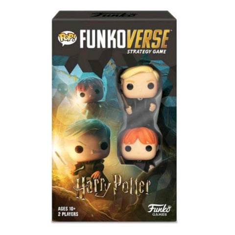 Image of Funkoverse - Harry Potter 2-pack Expandalone Strategy Board Game