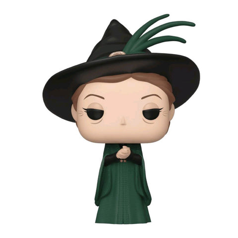 Harry Potter - Minerva McGonagall (Yule) Pop! Vinyl