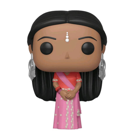 Harry Potter - Parvati Patil (Yule) Pop! Vinyl