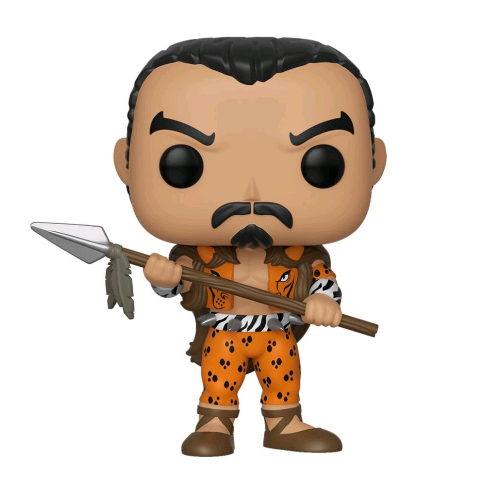 Spider-Man - Kraven the Hunter US Exclusive Pop! Vinyl